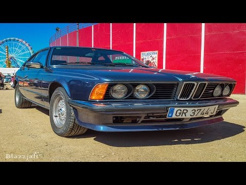 Cool wallpapers BMW 635 csi E24 #43 classic cars Blazzjah