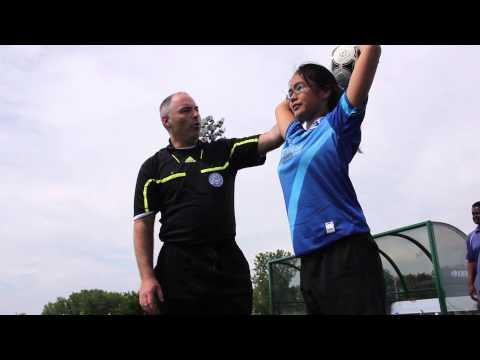 Soccer Rive-Sud : Leçons d'arbitrage express