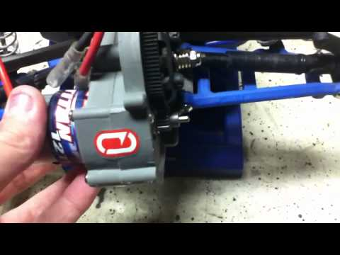 How to Clean a Brushed RC Motor Part #2