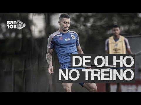FOCO NO RETURNO: SANTOS SE REAPRESENTA | DE OLHO NO TREINO (16/09/19)