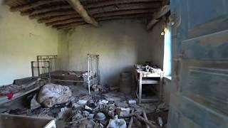 Вот как раньше жили в Дагестане. Аул-призрак Гамсутль.