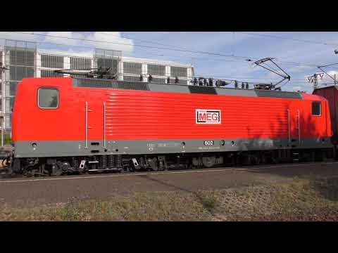 Güterzugsichtungen in Lehrte Folge 4