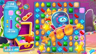 Candy Crush Soda Saga Level  1063 ~ ALL GOODIES!!!