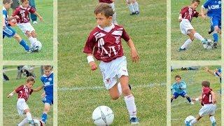 Amazing 8 year old soccer player! Charlie Bontis (Instagram: charlie.bontis)