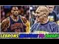 LeBron James Has a Problem With Lavar Ball!   Serge Ibaka vs Robin Lopez FIST FIGHT!