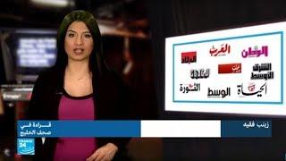 كشف الحسابات المصرفية لبعض القياديين في الكويت
