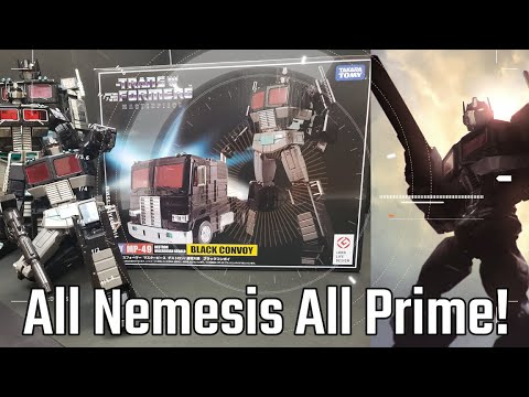 Masterpiece Mp-49  Nemesis Prime 3.0 Review by The Mr. Stan Show