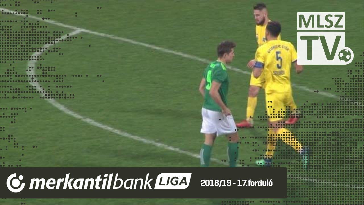 Gyirmót FC Győr - WKW ETO FC Győr | 2-1 (0-1) | Merkantil Bank Liga NB II.| 17. forduló