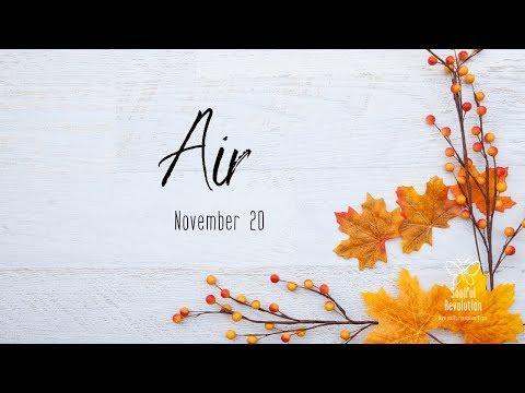 How to *un-screw* yourself AIR Sign Nov 20 Gemini Libra Aquarius