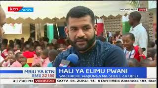 Washukiwa wananaswa wakisafirisha bangi ya dhamani milioni moja nukta tano: Mbiu ya KTN