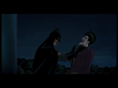 "Batman: The Killing Joke Ending | ""The Batman and Joker Laugh"" (HD)"