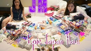 JM♡ 識買一定買哂全東京!!!!! | Japan Haul 2014