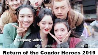 Video return of the condor heroes 2019/ - Download mp3, mp4
