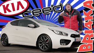 KIA CEED| Pro_Ceed GT |2 Gen JD| Test and Review | Bri4ka.com