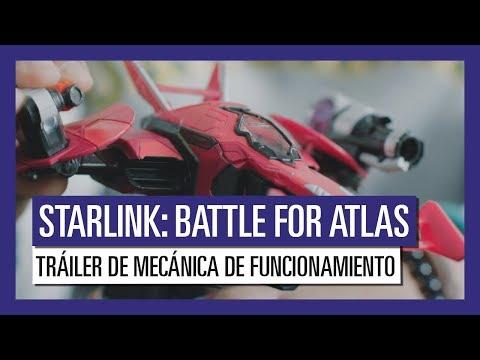 STARLINK : BATTLE FOR ATLAS TRÁILER DE MECÁNICA DE FUNCIONAMIENTO