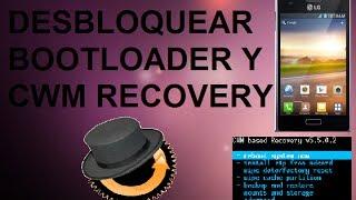 Desbloquear bootloader + instalar CWM en LG Optimus L5