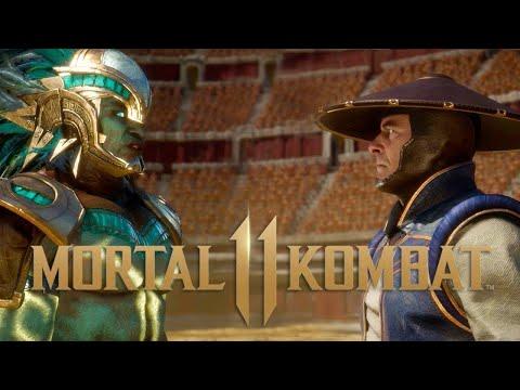 Mortal Kombat 11 ➤ ПОЛНЫЙ ФИЛЬМ \\ ИГРОФИЛЬМ [Русская озвучка \\ Все катсцены \\ Бои]