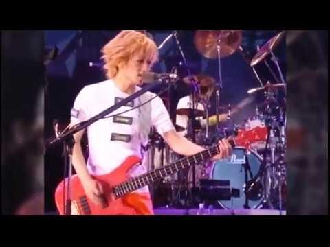 L'Arc~en~Ciel - What is Love [ Live ]