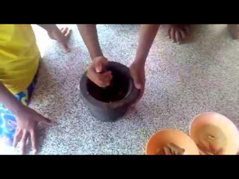 วิธีทำเครื่องแกงส้ม