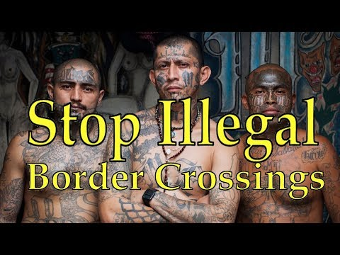 Illegal Immigrant Smugglers Should be Prosecuted