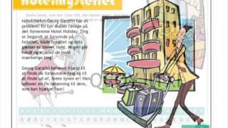 Skattejagt: Hotelmysteriet 7-10 år