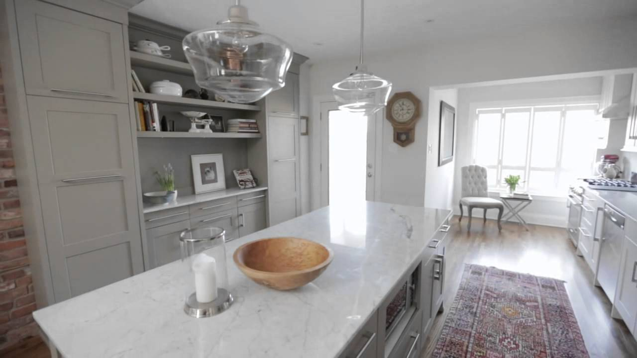Best Tips For A Long & Narrow Kitchen