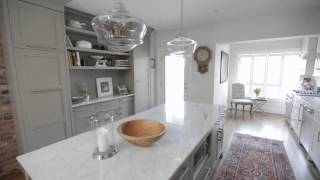 Interior Design — Best Tips For A Long & Narrow Kitchen Design