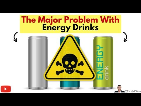 ☕ The Major Health Problem With Energy Drinks and Caffeine