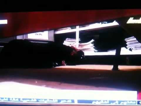 Eman Al Obeidi on Libya State TV
