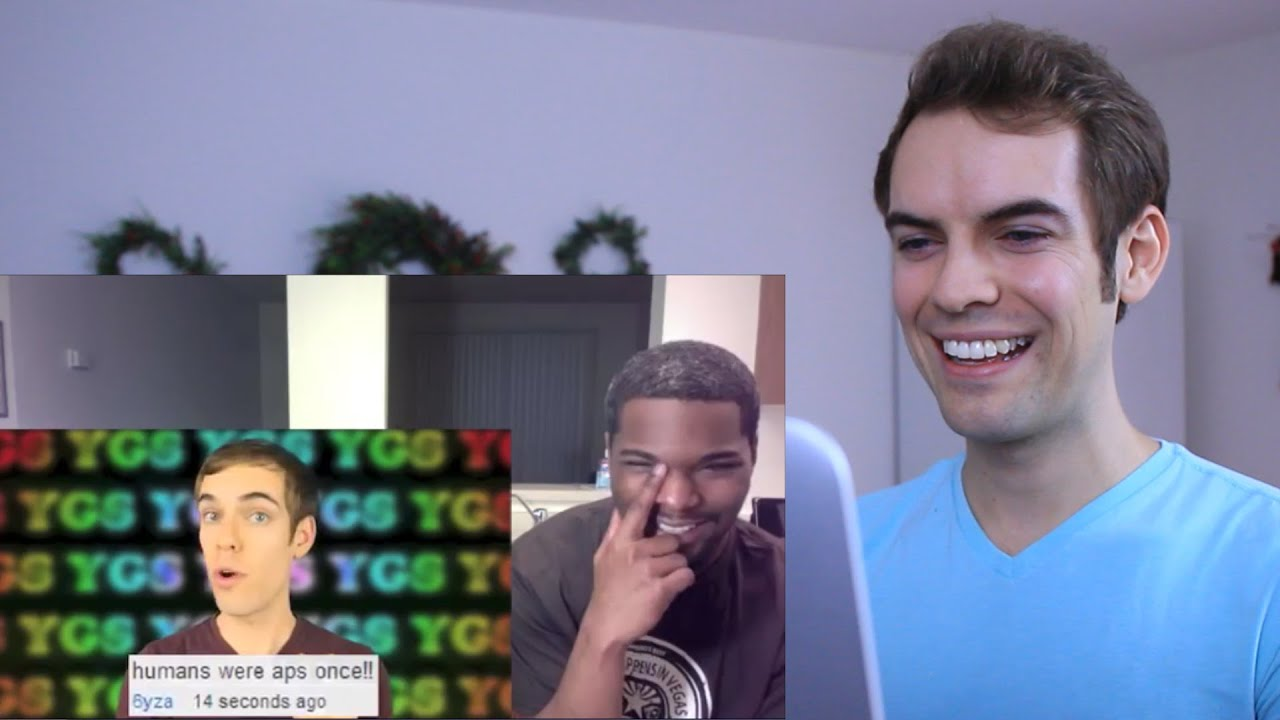Reacting to an awful react channel #1