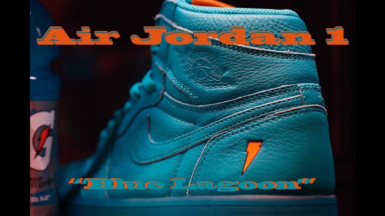 wholesale dealer 5b00b 392e3 Nike Air Jordan 1 And Gatorade
