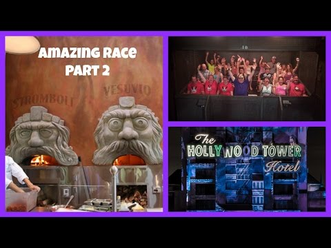 Walt Disney World Vacation : Our Amazing Race to say Goodbye to the Parks