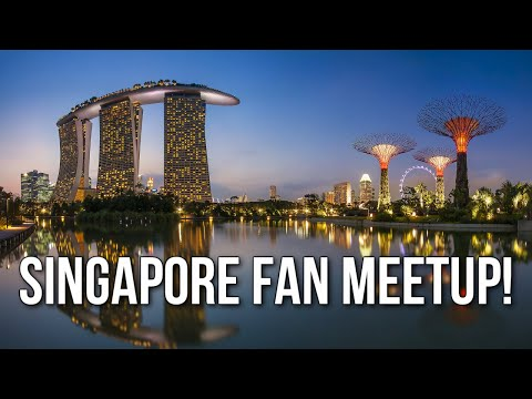 Singapore Fan Meetup! (Time, Location, & Details!)