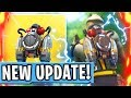 Download New LEGENDARY JETPACK In Fortnite Battle Royale! New JETPACK Update In Fortnite! (Fortnite Update) full 3gp mp4 videos - mp3 songs - images