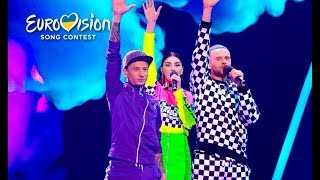 DILEMMA – Na party (На паті) – Национальный отбор на Евровидение-2018. Второй полуфинал