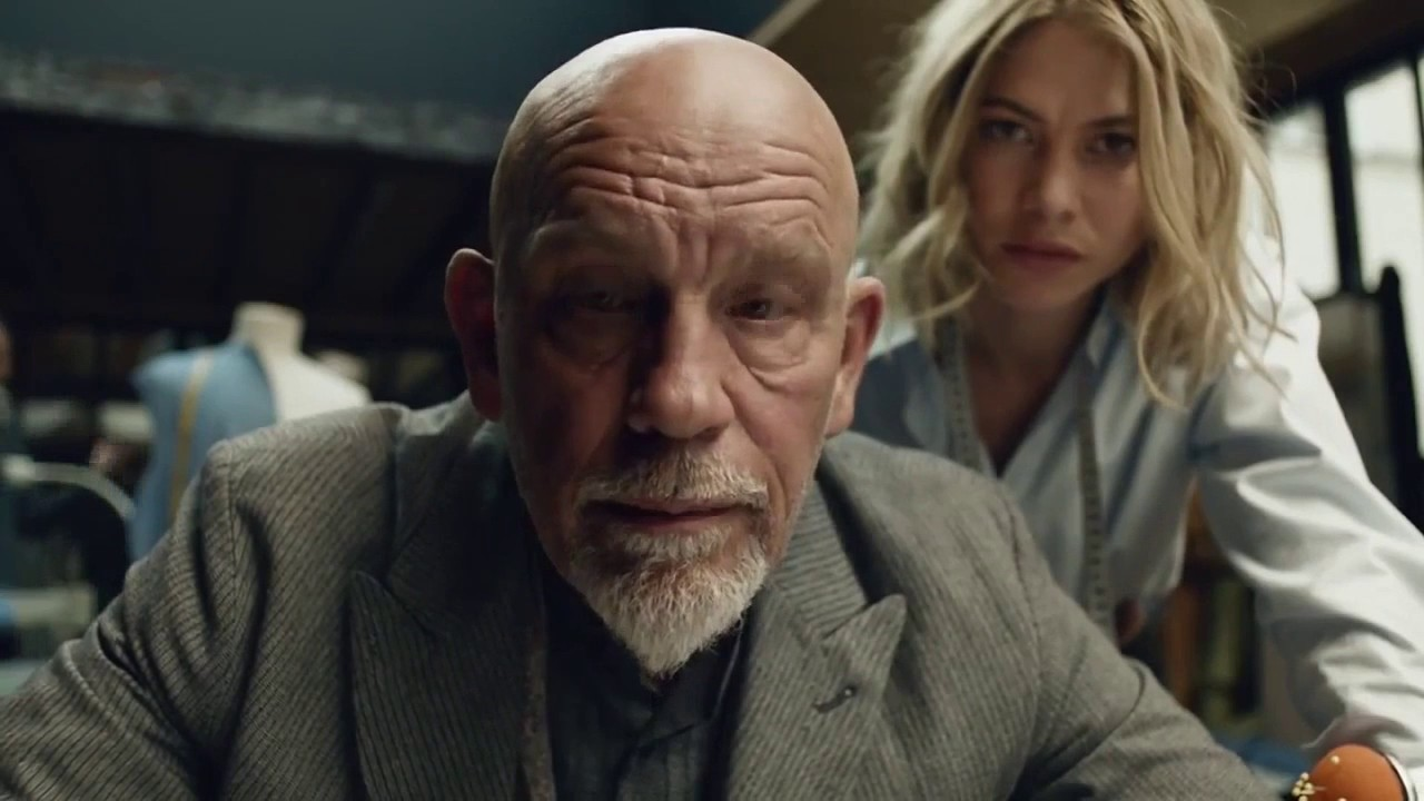 Super Bowl Ad: John Malkovich for Squarespace - YouTube