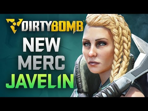 Dirty Bomb: NEW MERC Javelin