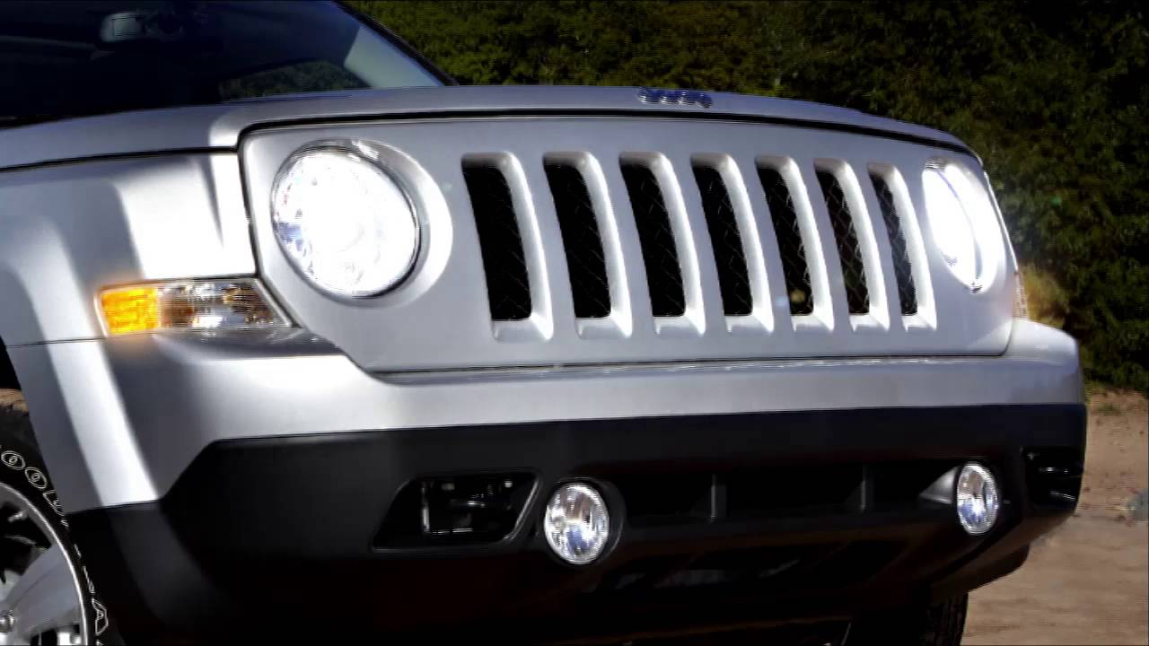 2016 Jeep Patriot Light Control Dimmer Control And Fog Lights