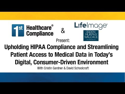 Upholding HIPAA Compliance And Streamlining Patient Access To Medical Data
