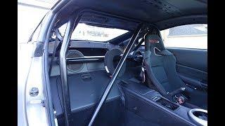 Nissan 350z Roll Bar Install!