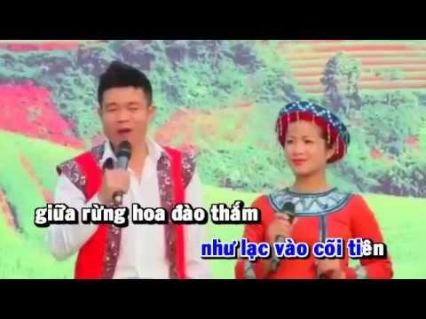 [HD] Karaoke Hương sắc vùng cao - st Huy Thông (Karaoke by Kgmnc)