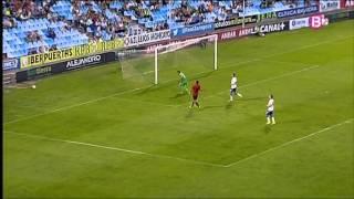 Resumen Real Zaragoza 2 - RCD Mallorca 0. Liga Adelante 14/15