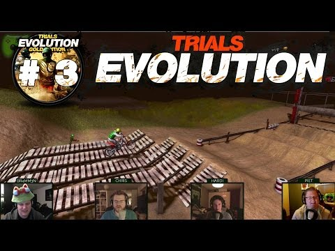 TRIALS EVOLUTION # 3 - Piet scheint unbesiegbar «»  Let's Play Trials Evolution Gold | HD