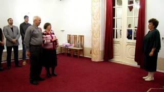 Золотую свадьбу отметили в Бердске
