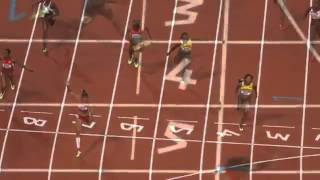 Allyson Felix of US Wins Womens 200 Meter Gold at London Olympics 2012 1
