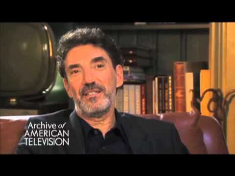 Chuck Lorre on his use of vanity cards - EMMYTVLEGENDS.ORG