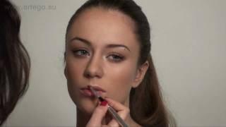 Вечерний макияж для девушек.Уроки макияжа с Жанной.