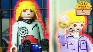 SPECHTS IM KNAST! SEK auf STREIFE! Playmobil Film deutsch Kinderfilm