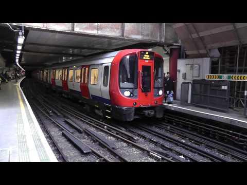 London Underground Observations 17/07/2012