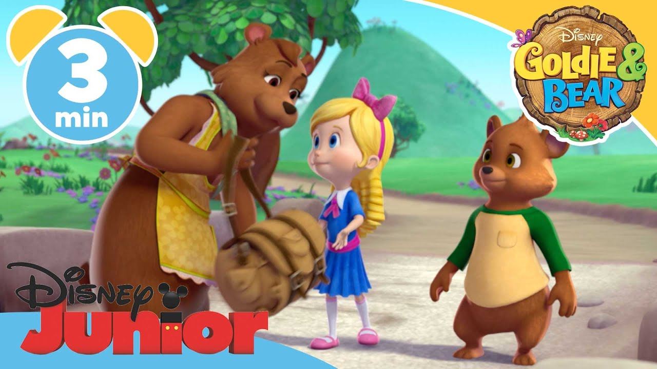 Goldie Bear The Troll Tamer Disney Junior Uk Youtube
